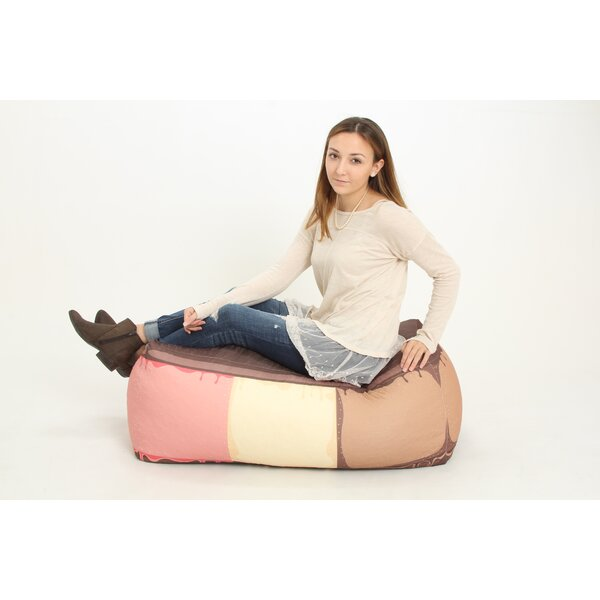 Ice Cream Sandwich Bean Bag Chair by Wow Works LLC