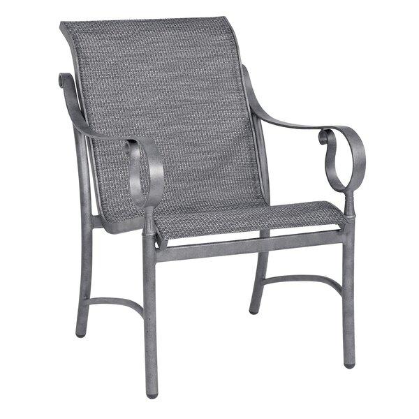 Ridgecrest Patio Dining Chair by Woodard