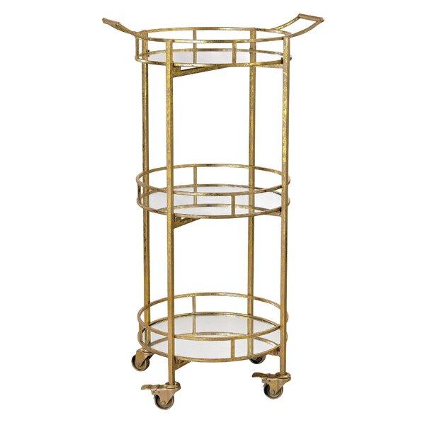 Risher Bar Cart by Willa Arlo Interiors