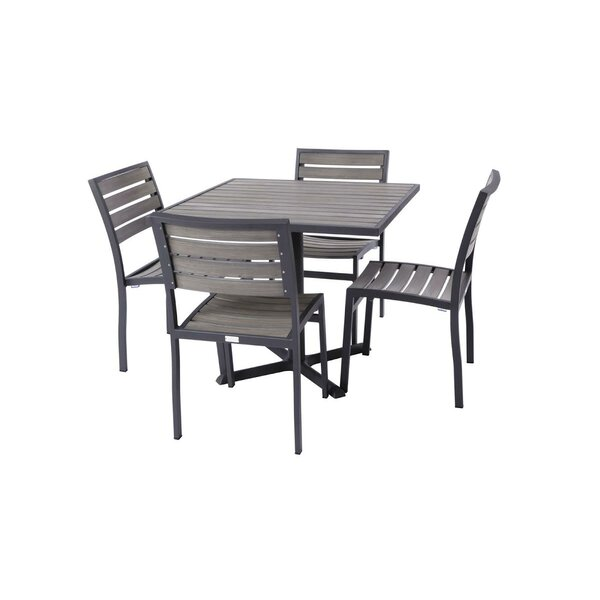 Mason 5 Piece Dining Set by Madbury Road