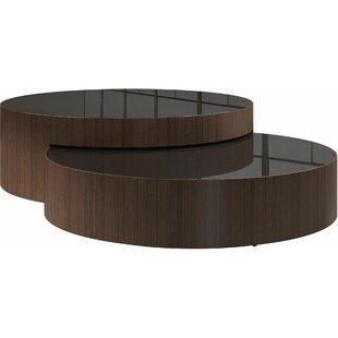 Berkeley 2 Piece Coffee Table Set Modloft