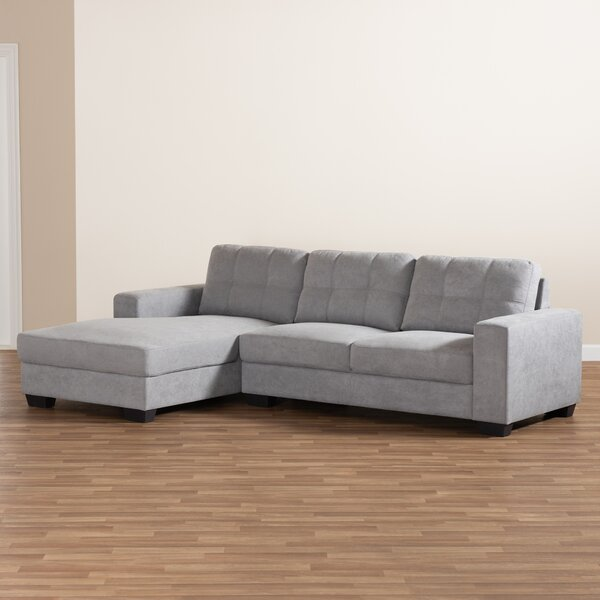 Mickael Sectional By Latitude Run