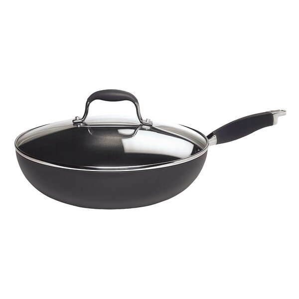 Advanced Saute Pan with Lid by Anolon