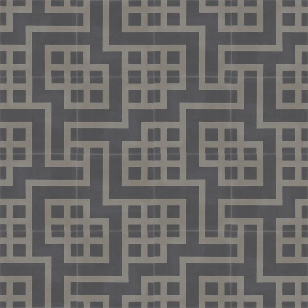 Circuit 8 x 8 Cement Field Tile