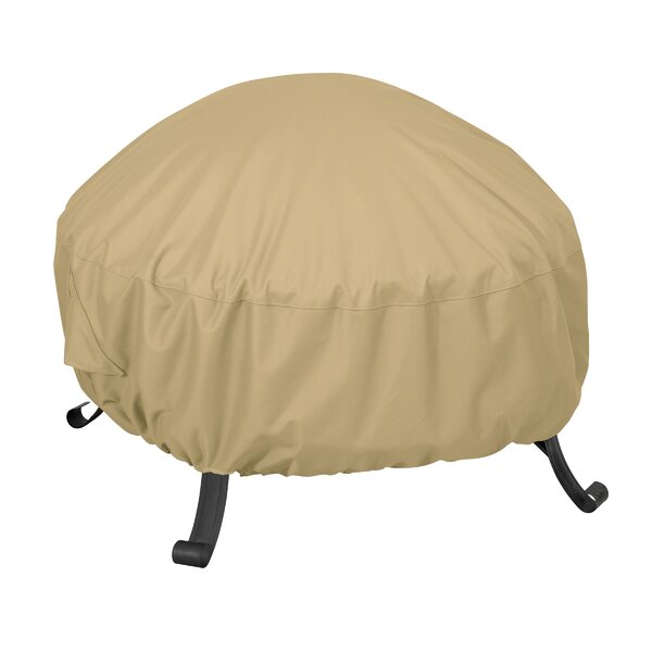 Singer Fire Pit Cover by Freeport Park