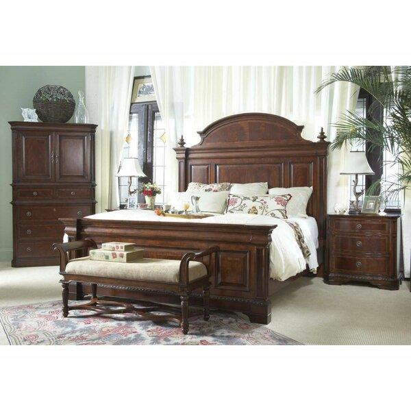 Antebellum Standard Bed by Fine Furniture Design