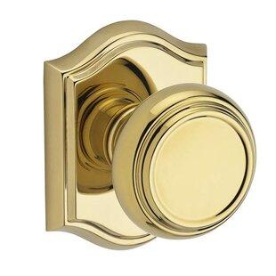 Rose Gold Door Knobs | Wayfair