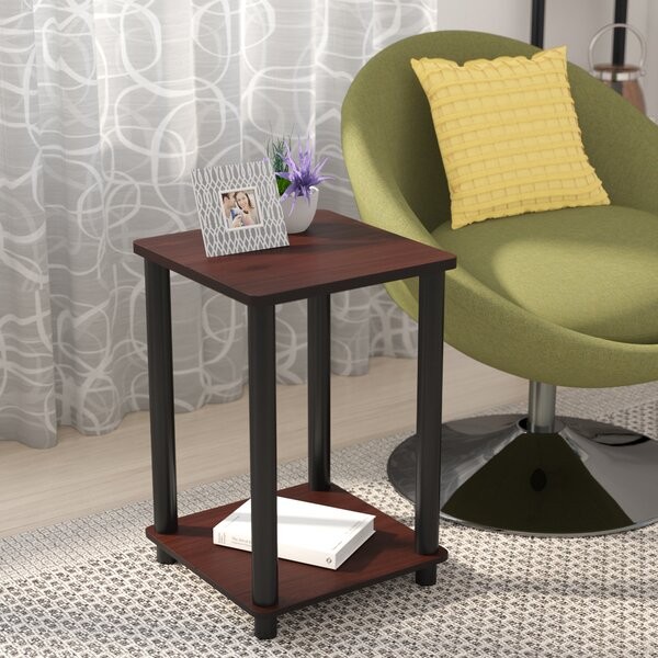 Bargas End Table By Ebern Designs