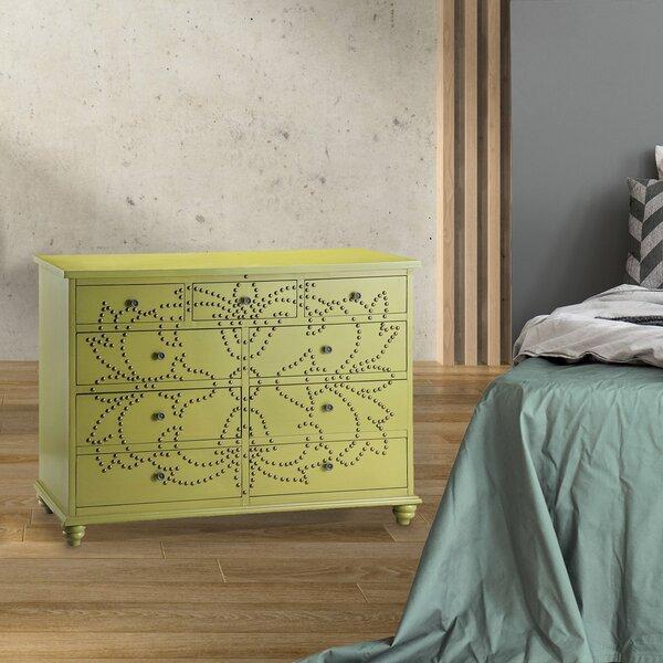 Delanie 9 Drawer Double Dresser by Red Barrel Studio