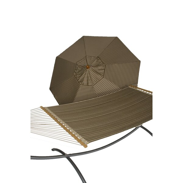 Phat Tommny Sunbrella Hammock with Umbrella by Buyers Choice