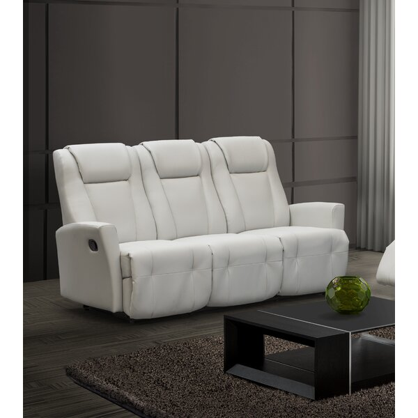 Excellent Reviews Lainee Reclining Sofa by Relaxon by Relaxon