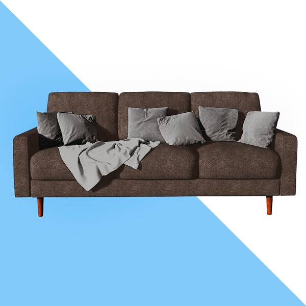 Get Great Deals Logan Sofa by Hashtag Home by Hashtag Home