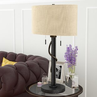 Great Price Thorne Iron 24 Table Lamp By Alcott Hill