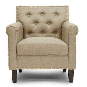 Baxton Studio Thalassa Armchair by Wholesale Interiors