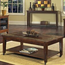 Davenport Coffee Table by Steve Silver Furniture