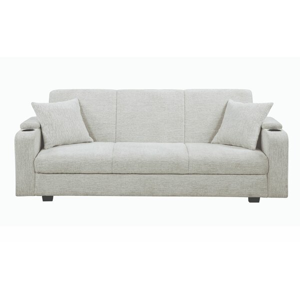 Excellent Reviews Shoup Sofa Bed by Union Rustic by Union Rustic