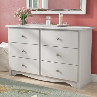 Sybil Condo 6 Drawer Double Children's Dresser