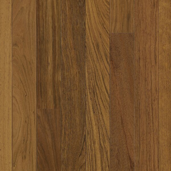 3-1/4 Solid Jatoba Hardwood Flooring in Cherry by Albero Valley