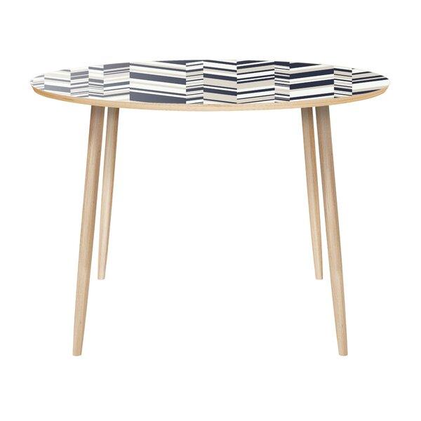 Gambrel Dining Table by Orren Ellis