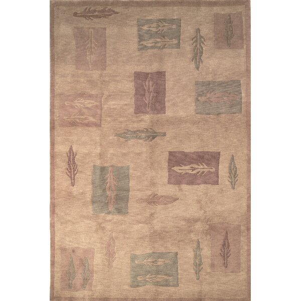 Autumn Beige Area Rug by dCOR design