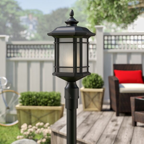 Broadmoor Outdoor 1-Light Lantern Head by Darby Home Co