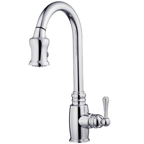 Opulence Single Handle Kitchen Faucet with Side Spray by Danze®