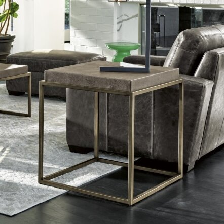 Edison End Table by Mercer41