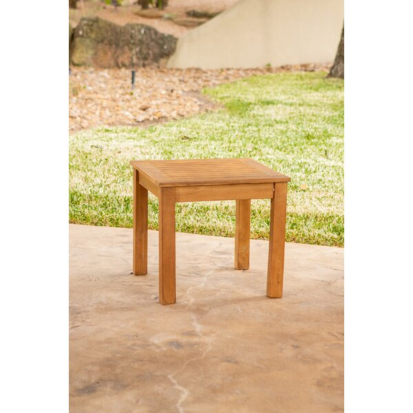 Lamere Solid Wood End Table By Millwood Pines