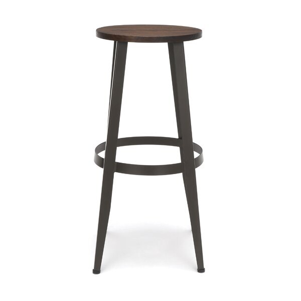 Mitzel 30 Bar Stool by Williston Forge