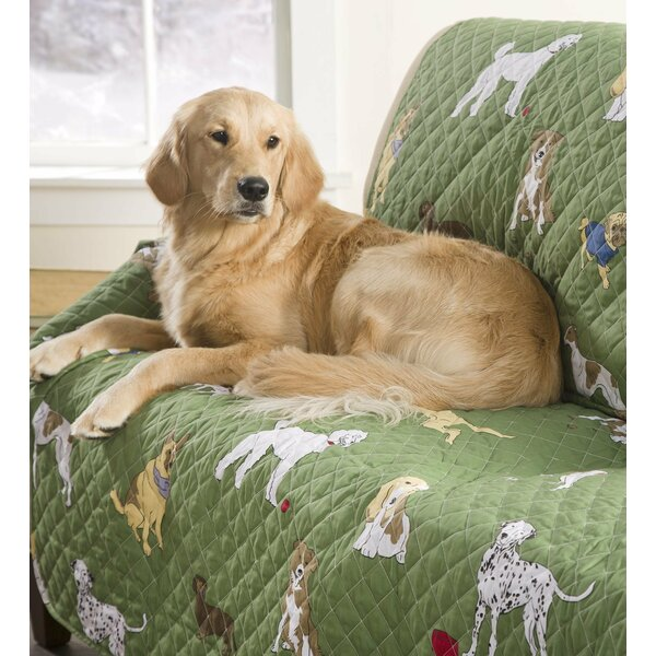 Pet Loveseat Slipcover by Plow & Hearth