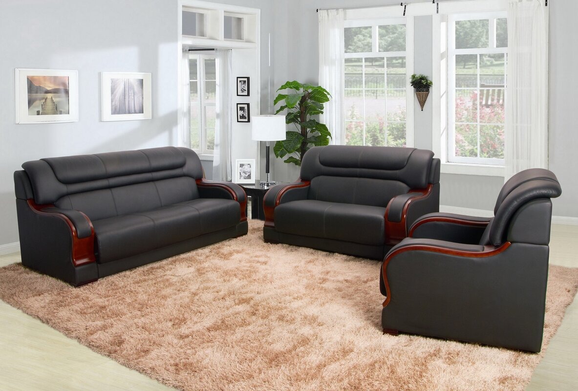 3 piece living room set homelegance midwood 3piece living for 3 piece living room set