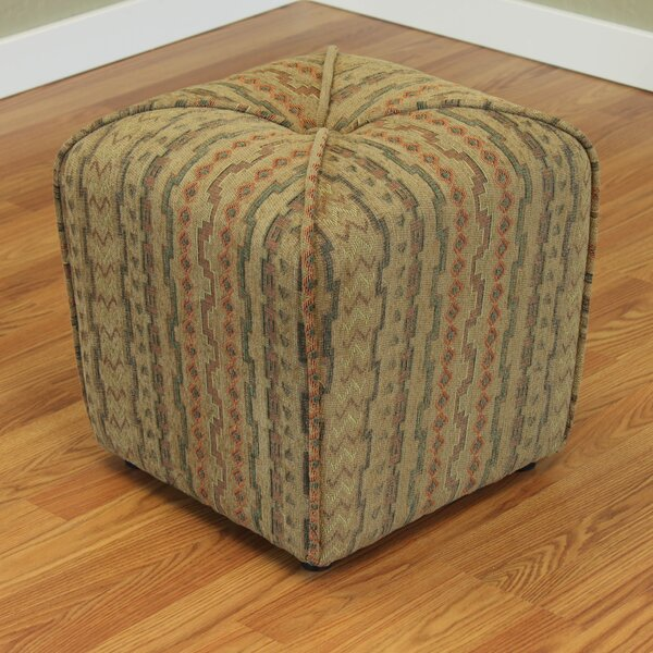Coghlan Cube Ottoman By Red Barrel Studio New