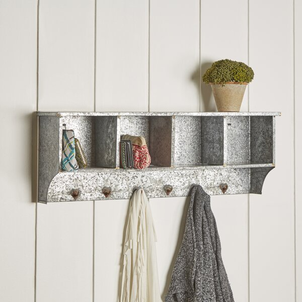 Cottesmore Galvanized Iron Entry Organizer by Birch Lane™