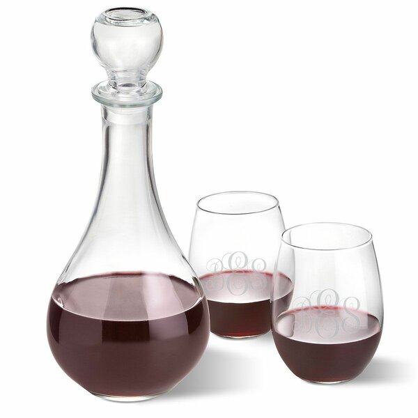 Charvi 3 Piece Beverage Serving Set by Darby Home Co