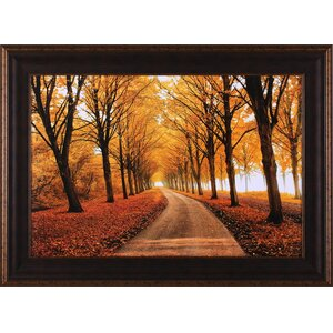 'Well Traveled' Framed Photographic Print by Three Posts