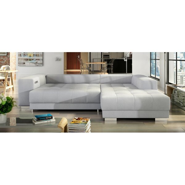 Loomis Sleeper Sectional by Orren Ellis