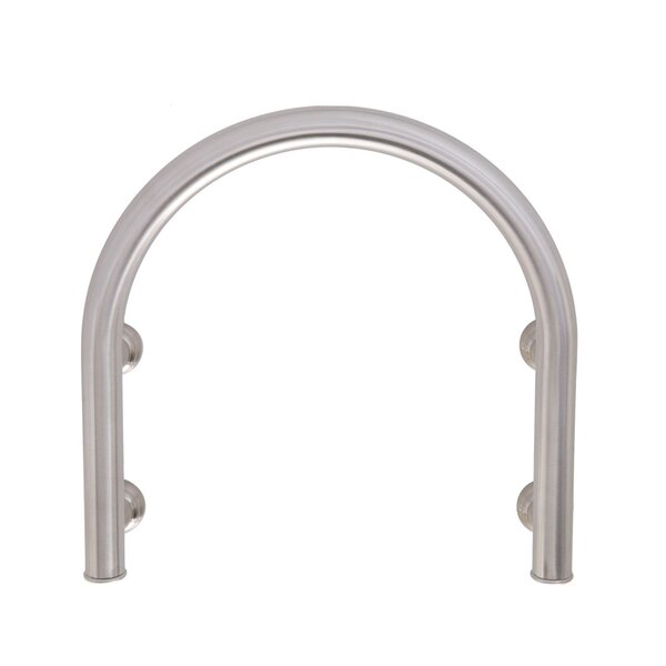 U Shaped Shower Faucet Bar by ARISTA