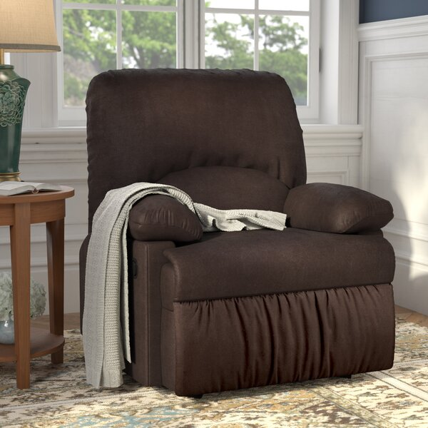 Coffield Glider Recliner by Andover Mills