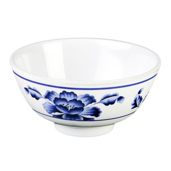 Helsingor 9 oz. Melamine Rice Bowl (Set of 12) by Bloomsbury Market