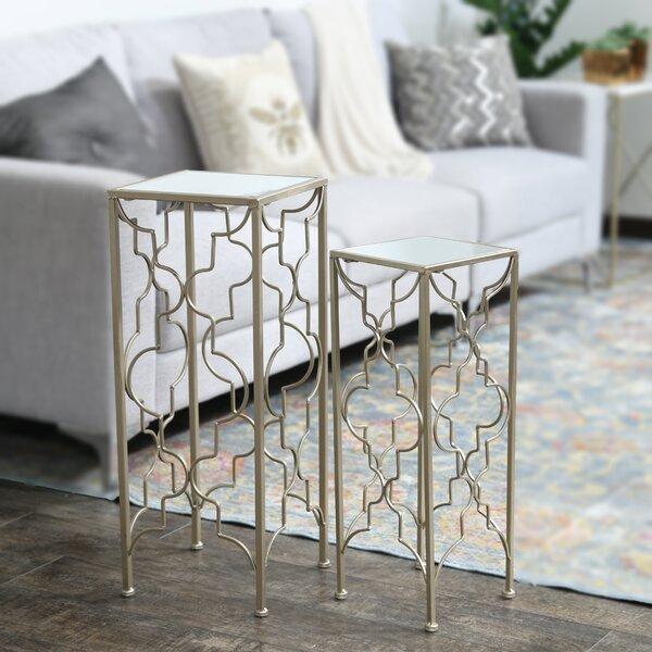 2 Piece Nesting Tables [Urban Trends]