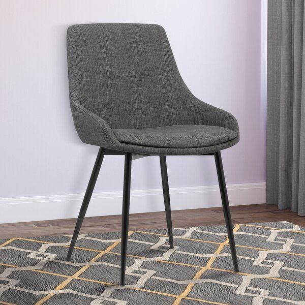 Kierra Upholstered Dining Chair by Williston Forge