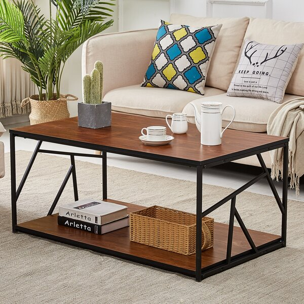 Julianna Frame Coffee Table By Union Rustic