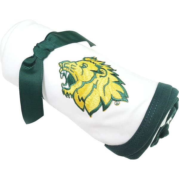 Missouri Southern Lions Baby Receiving Blanket by Future Tailgater