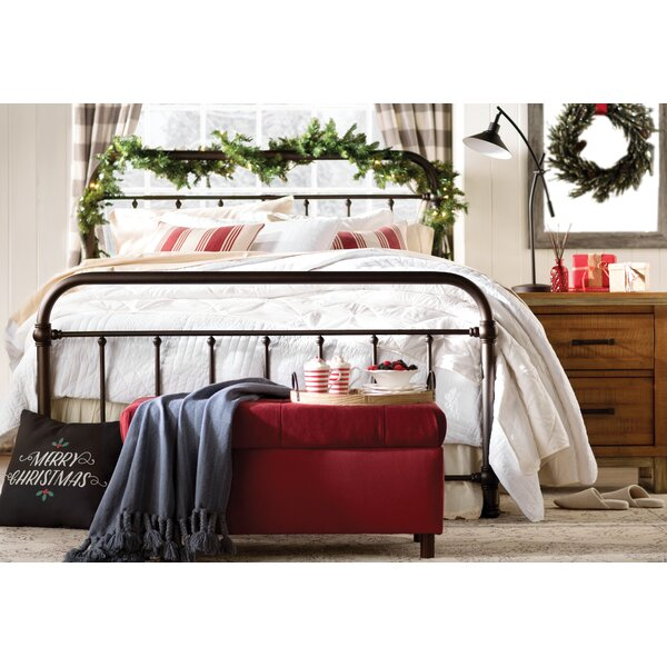 Harlow Panel Bed by Laurel Foundry Modern Farmhous