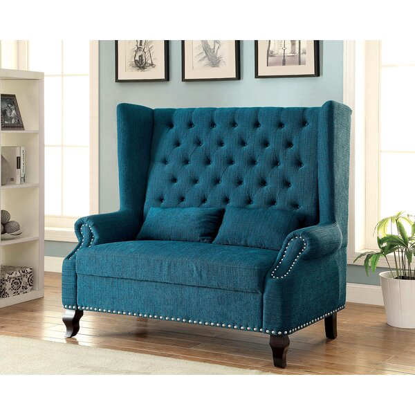 Kemper Loveseat by Charlton Home