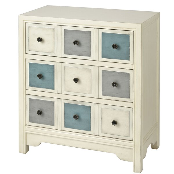 Timko 3 Drawer Accent Chest by August Grove August Grove
