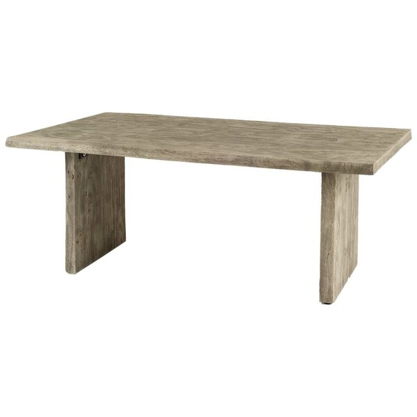 Schneider Solid Wood Dining Table by Union Rustic