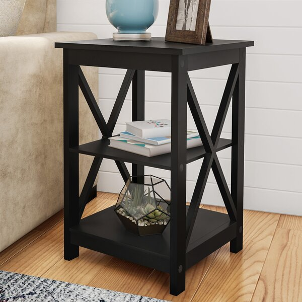 Odder End Table With Storage By Gracie Oaks