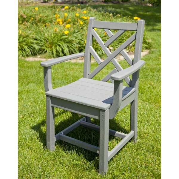 Chippendale Dining Arm Chair by POLYWOOD®
