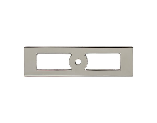 Lynwood Hollin Knob Backplate by Top Knobs